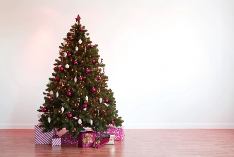 Decorado Supermercados Navidad